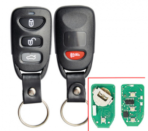 B09 kd remote 4 Button B series Remote Key for URG200/KD900/KD200 machine
