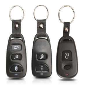 2/3/4 Buttons For Hyundai Kia Carens Fob Remote Control Key Cover Fob Case Keyless Entry