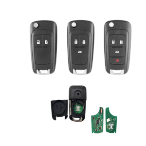2/3/4 Buttons Car Remote Key 433/315MHz 7937/7941/7946 chip For OPEL VAUXHALL Insignia Astra /Vauxhall/Zafira Astra