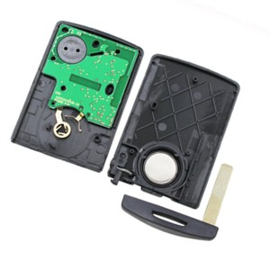 smart key 4 button keyless Remote key 433mhz hitag AES 7953 chip for renault Clio III after 2013 key