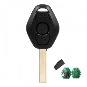 EWS Sytem Car Remote Key for BMW E38 E39 E46 X3 X5 Z3 Z4 1/3/5/7 Series 315/433MHz ID44 pcf7935Chip