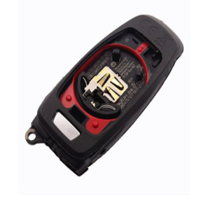 Original for Audi 3 button remote key with 434mhz FSK model for 2017 Audi A8 KEY