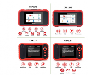 Creader VIII OBD2 diagnostic tool Launch X431 CRP129E CRP123E CRP129 CRP123 for ENG/AT/ABS/SRS Multi-language free update