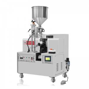 Economic Ultrasonic Tube Filler And Sealer  HX-002