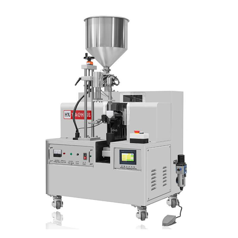 Economic Ultrasonic Tube Filler And Sealer  HX-002 Featured Image