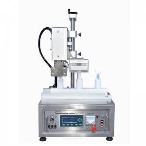 Semi Automatic Ultrasonic Tube Sealer For Special Tube HX-003