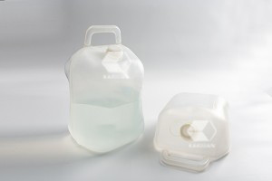 Semi-Collapsible Jerry Can
