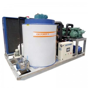 flake ice machine-Air cooling-5T