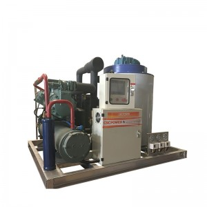 flake ice machine-Water cooled-5T