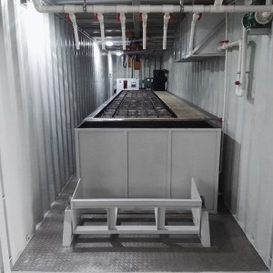 brine type block ice machine-25T