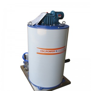 Seawater On Land Flake Ice Machine Evaporator