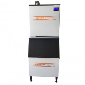 Commercial cube ice machine-500KG