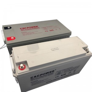Long life inverter battery 12V 150Ah gel solar battery