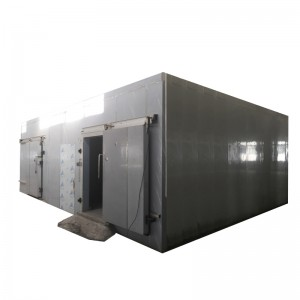 Blast freezer cold room-CR48