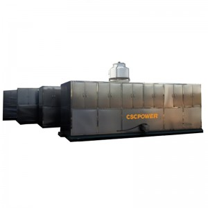 industrial cube ice machine-20T