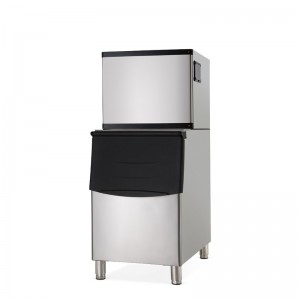 Commercial cube ice machine-350KG