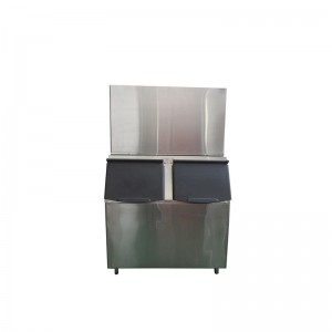Commercial cube ice machine-1000KG