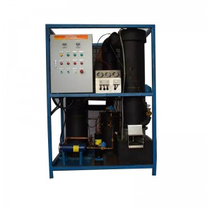 Tube ice machine-Air Cooled-3T