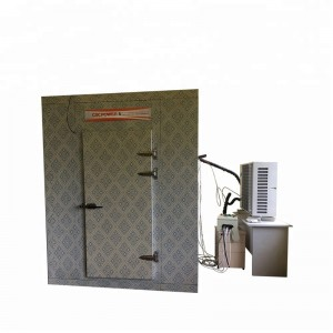Cold Storage Equipment/Deep freezer Solar Power Walk-in Cold Room