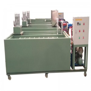 brine type block ice machine-3T