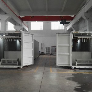 brine type block ice machine-10T