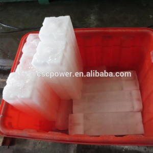 SOLAR BLOCK ICE MACHINE