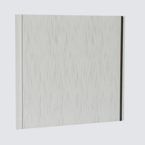 96% cellular PVC Panel Fireproof Plastic Ceiling Panels for Bathroom