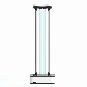 36W/60W UV disinfection lamp with wireless remote control