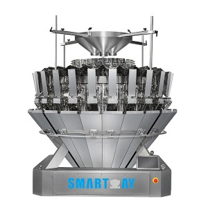 SUS304 mixture 24 head multihead weigher