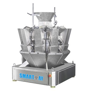 SUS304 Standard 10 head multihead weigher