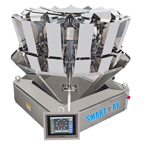 SUS304 high speed 14 head multihead weigher Featured Image