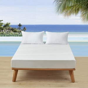 100% Polyester Cooling Waterproof Mattress Cover