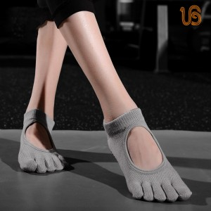 Toe Yoga Sock Toe Socks For Women Five Finger Socks