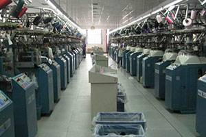 Overall manufacturing process for socks