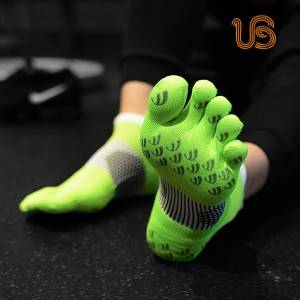 Five Toe Sock & Five Finger Socks, Avalible Toe Socks For Women In China Factory