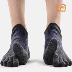 Cotton Toe Sock/Pure Cotton Socks/Women Comb Cotton Sock For Sales