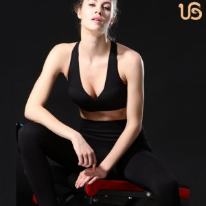 Women Sexy Sports Bra, Crop Top Sports Bra Production and Sales