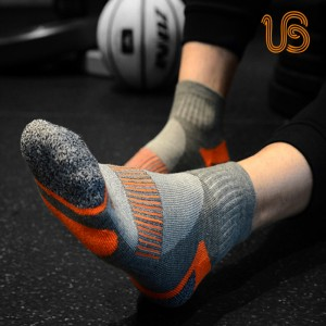 Shock-Absorbing Sock Mens Work Socks & Mens Thick Socks
