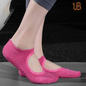 Production And Sales Womens Walking Socks Yoga Sock Manufacturer