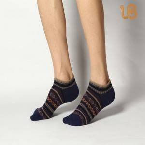 Men Custom Design Ankle Sock
