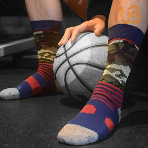 Supplier Basketball Sock Athletic Socks For Men Supplier