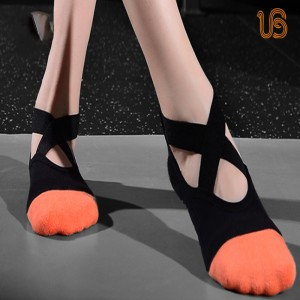 New Fashion Design for Non Slip Grip Socks -