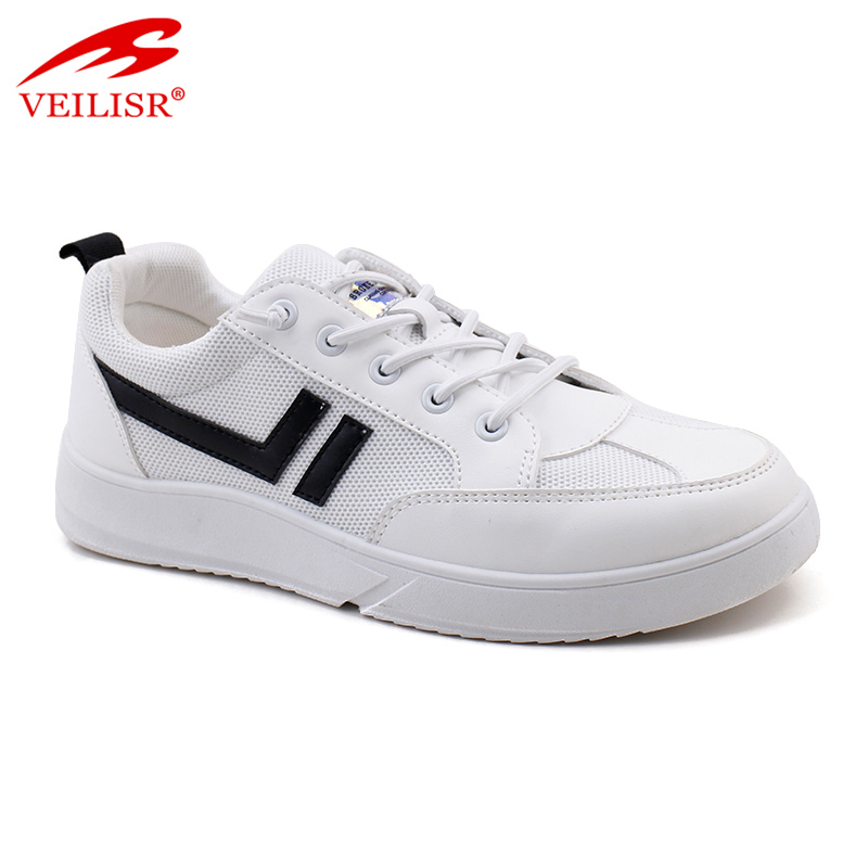 Outdoor summer PU mesh upper ladies sneakers women casual shoes