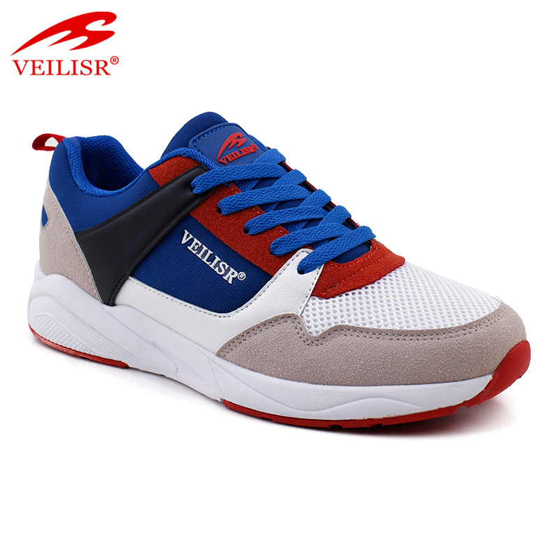 Wholesale Custom Comfortable Promotional New arrival Factory price men running sneakers casual sport shoes