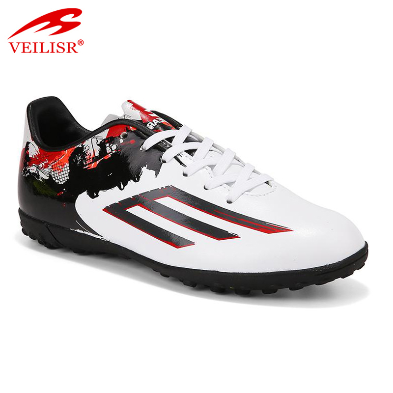 Zapatos de futbol outdoor brand soccer shoes men football boots