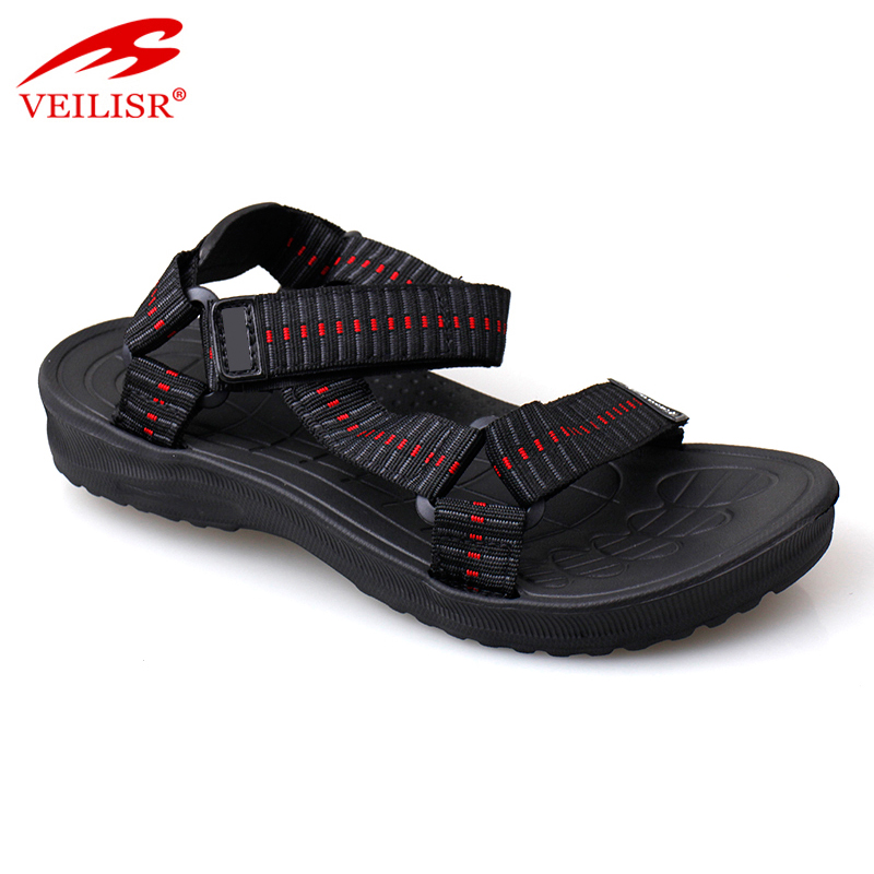 Outdoor summer new nylon strap hiking footwear sports men sandals