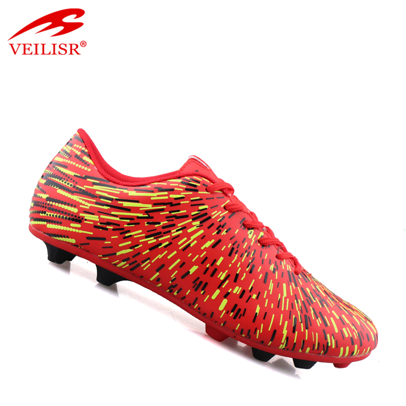 Zapatos de futbol outdoor football boots brand women soccer boots