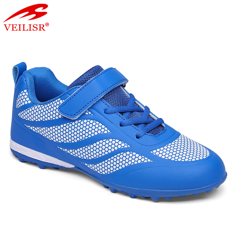 Zapatos de futbol outdoor children soccer boots kids football shoes