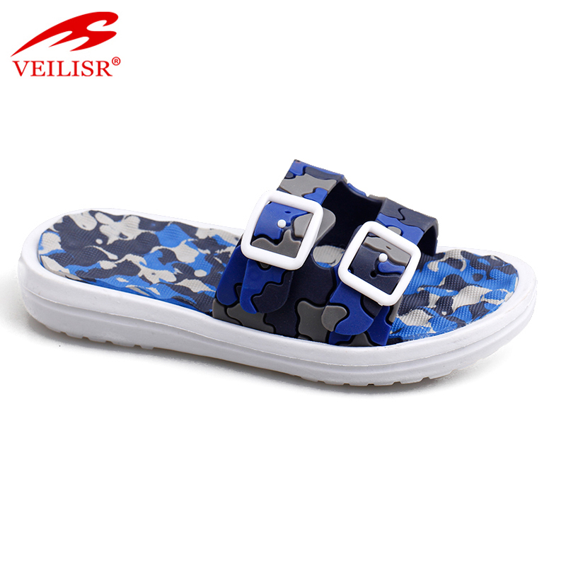 Children beach slide sandals fashion slippers for kids