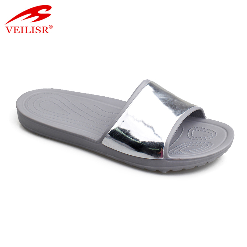 Outdoor indoor summer ladies EVA slide sandals women slippers